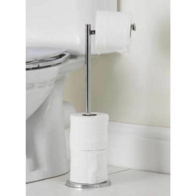 Freestanding Lift Top Toilet Roll Holder 54 5 X 25 X 19cms