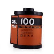 HDE® Film Canister Toilet Paper/Tissue Dispenser