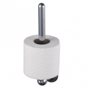 Aqualux 1126185 Chrome Allure Wall Mount Spare Toilet Roll Holder, 270