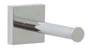 Nie wieder bohren (No More Drilling) EK234 Toilet Roll Holder 5 x 12.5 x 5 Chromed with Mounting Technology