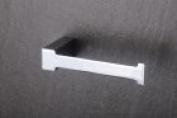 TreMercati Edge Toilet Roll Holder Chrome