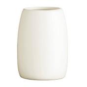 Premier Housewares, Tumbler Stoneware, in Natural White