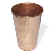 Pure Copper Handmade Tumbler Glass Drinkware Asian Kitchen Accessory