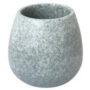 Enzo Rodi 83106 Polyresin Beaker Stone-Grey