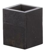 Nicol 2182058 Petra Cup Dispenser, Slate Grey