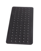 Ridder Beach 683100-350 Bathtub Mat 38 x 80 cm Black