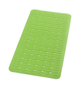 Ridder Beach 683050-350 Bathtub Mat 38 x 80 cm Neon Green