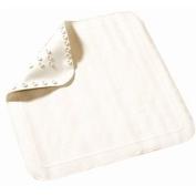 Rubber Shower Mat - White. 54 x 54cm.