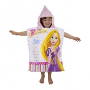 Character World Disney Princess Locket Hooded Poncho