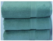 Egyptian Cotton Luxury Bathroom Towels 640g/m2 Bath Towel 70x130 cm approx. Sage Green