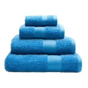 Catherine Lansfield Cl Home Hand Towel, Cobalt Blue