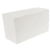Winware C Fold Hand Towel Soft tissue for pleasant hand drying and effective hand hygiene.