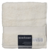 Sheridan, Hand Towel, Egyptian Luxury, Parchment, 50 x 100cm