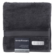 Sheridan, Hand Towel, Egyptian Luxury, Graphite, 50 x 100cm