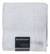 Sheridan Hand Towel Egyptian Luxury Snow