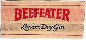 Pub Paraphernalia Beefeater Bar Towel