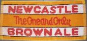 Pub Paraphernalia Newcastle Brown Ale Bar Towel