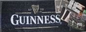 Guinness Bar Towel & 10 Mats