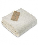 organic terry cotton shower towel