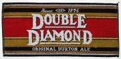 Pub Paraphernalia Double Diamond Bar Towel