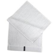Dyckhoff 720132100 Uni Rib Hand Towel 50 x 100 cm Stone Colour