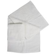 Dyckhoff Brillant 410932005 2x Hand Towels 100 x 50 cm White