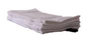 Gözze 550-0000-A3 Guest Hand Towel Set / 100 % Cotton High Quality 550 g / m² -kotex 100 Standard White