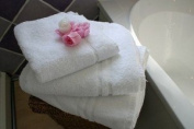 White Hand Towel 600gsm