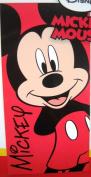 Mickey Mouse Red Beach/Bath Towel