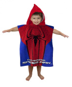 Character World The Amazing Spider-man Movie Hooded Poncho