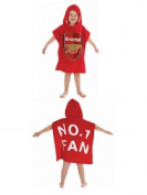 Zap Arsenal Hooded Poncho