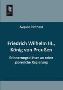 Friedrich Wilhelm III., Konig Von Preussen [GER]