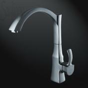Designer Kitchen Sink Mixer Sanlingo Berlin line