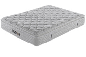 Hypnia Latex and Memory Foam Mattress with 7 Zone Target Support Pocket Spring Base, Single Size 0.9m x 1.8m3