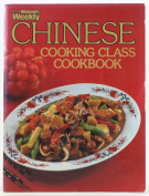 Chinese Cooking Class Cookbook [Paperback]