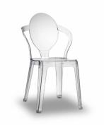 Scab Design 2332 4 Chairs Spoon Kitchen Bar Home Garden Outdoor Design
