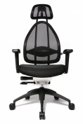 Topstar OPA0TB900E Open Art 2010 Swivel Chair - Black