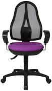Topstar OP20UG03E Open Point SY Office Swivel Chair - Purple