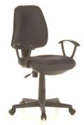 Buerostuhl24 666020 City 10 Office Swivel Chair Mesh Grey