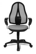 Topstar OP20UG23E Open Point SY Office Swivel Chair - Grey