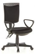 Buerostuhl24 666400 City 40 Office Swivel Chair Mesh Black