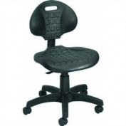 FF Jemini Factory Chair Pu Black