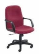 FF Jemini Manager Star Leg Chair Cl Aret