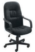 High Back Manager Chair Colour