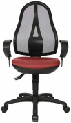 Topstar OP20UG27E Open Point SY Office Swivel Chair - Dark Red
