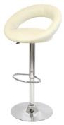 Sorrento Kitchen Bar Stool Cream from Lamboro
