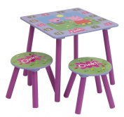 Peppa Pig Table And Stools