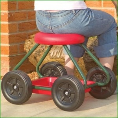 Garden Stool on Wheels - The Sit On Gardening Seat & Garden Stool on Wheels - The Sit On Gardening Seat by Ability ... islam-shia.org