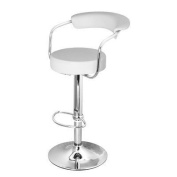 Zenith Bar Stool Colour: Grey