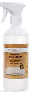 Leather Ultra Clean - 500ml Leather Cleaner